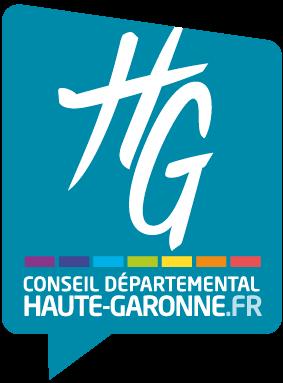 logo conseil départenmental de la Haute-Garonne
