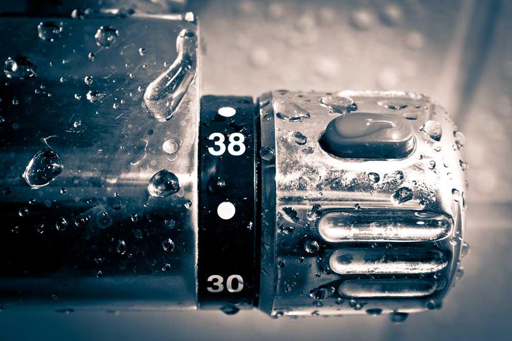 Robinet thermostaté